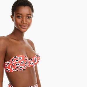 J. Crew Swim - J.Crew Demi Underwire Top and High Waisted Bottom